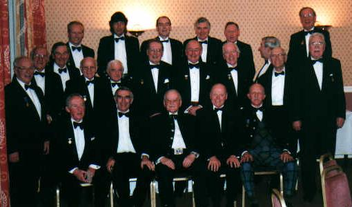 Past Presidents, Glasgow Haggis Club